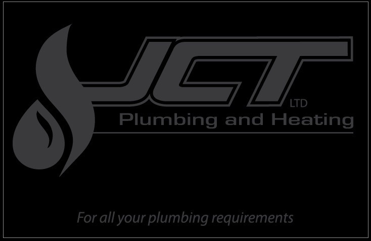 Plumbers Business Card in black and red Torquay Printing